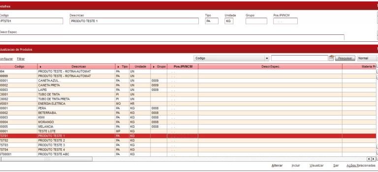 Criando programas para serem executados na abertura do SmartClient