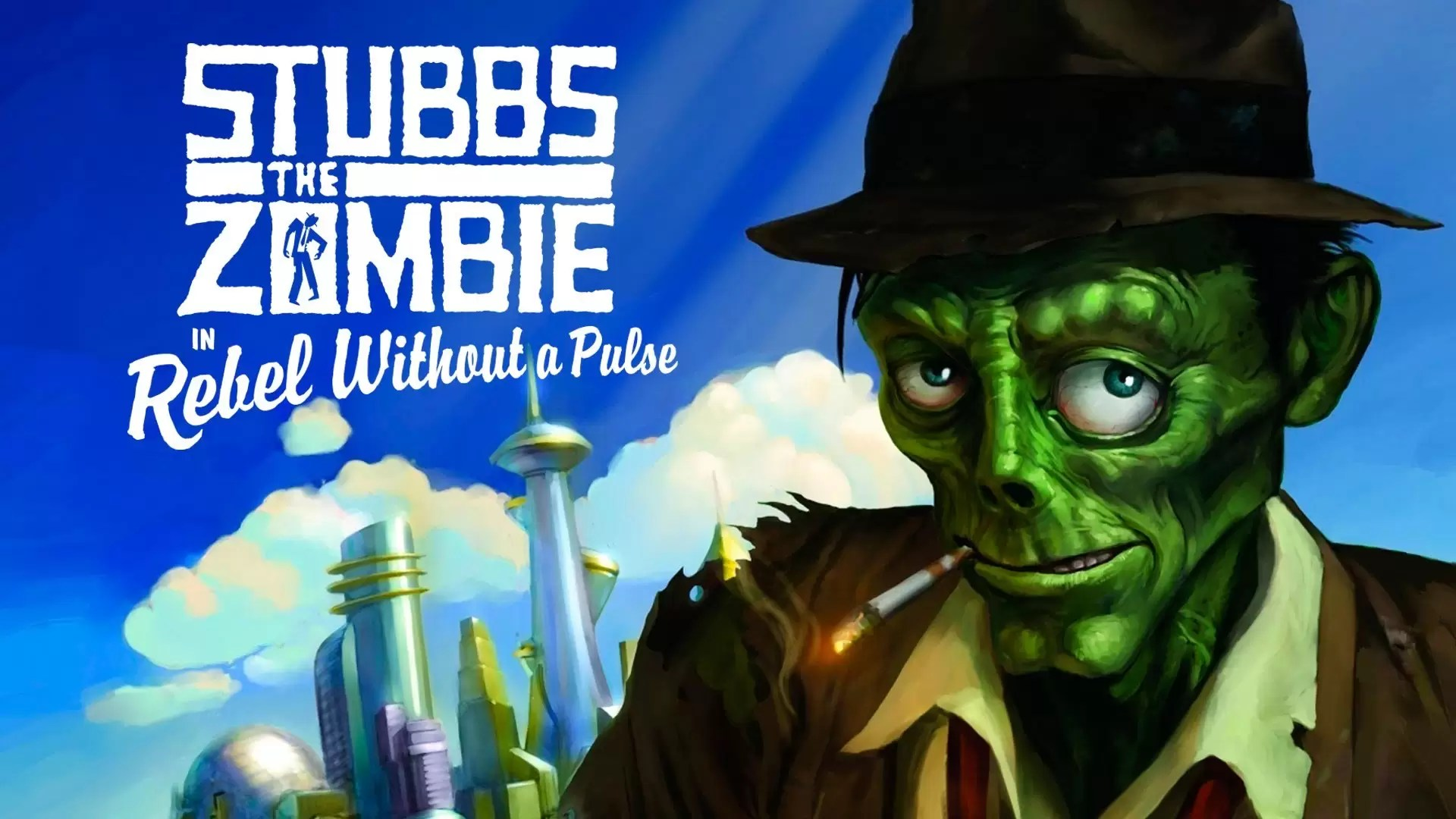 O que aconteceu com Stubbs The Zombie?