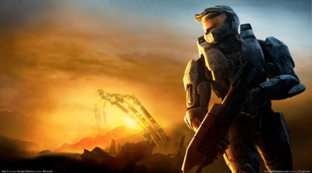 Halo 3, baita jogo