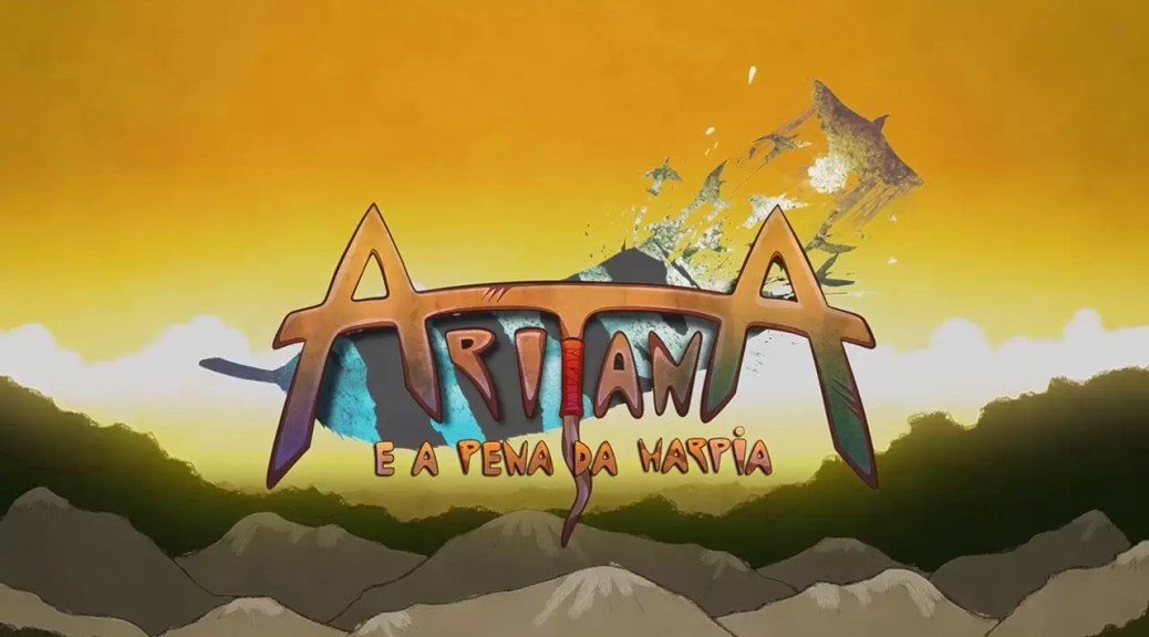 Aritana e a Pena de Harpia