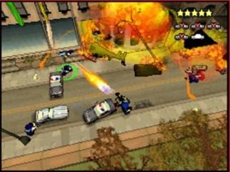 Chinatown Wars Screen 4