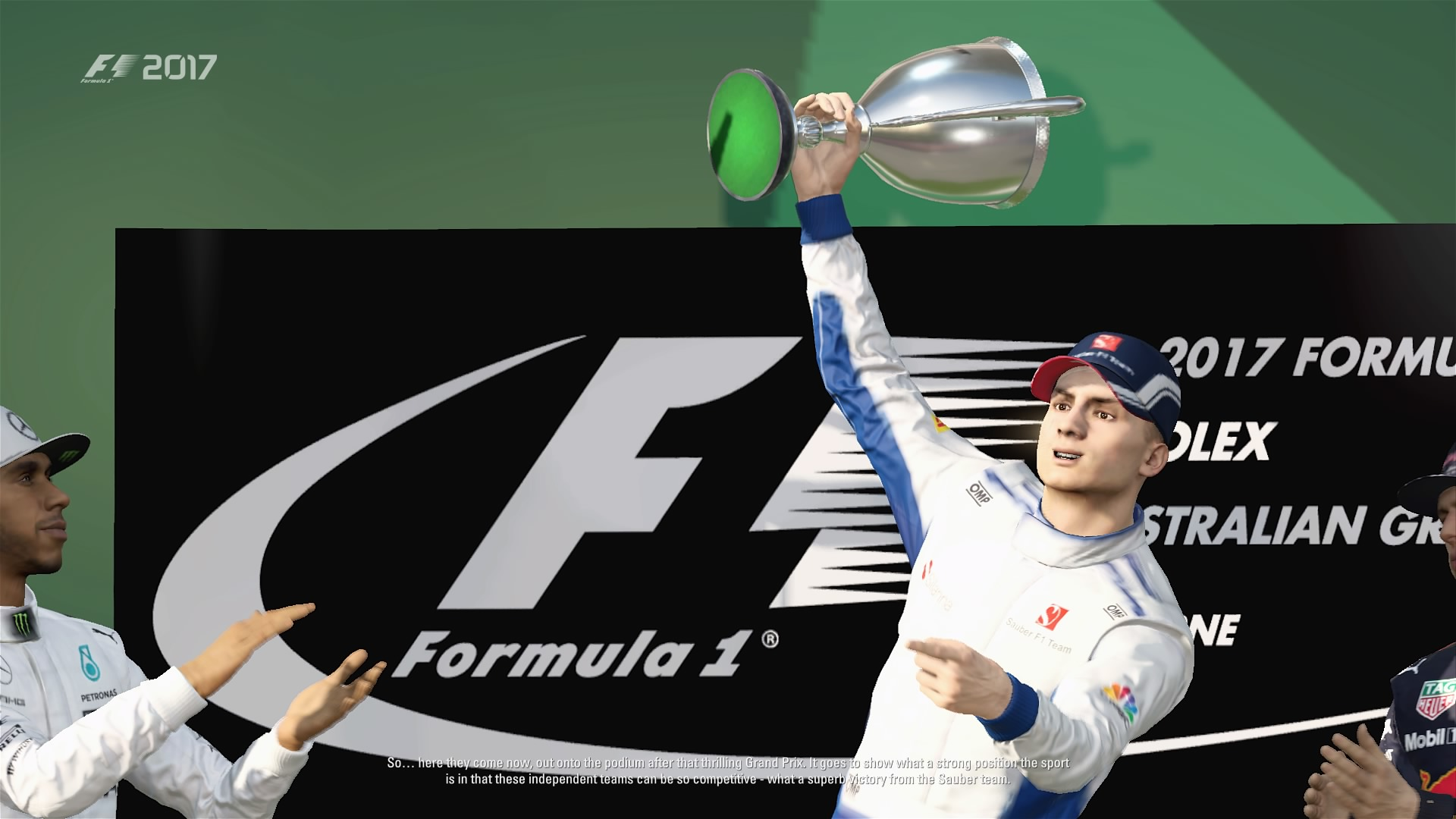 F1 2017 Review – As Real as You Want it to Be