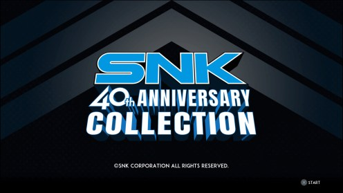 SNK 40th Anniversary Collection_20190311104944