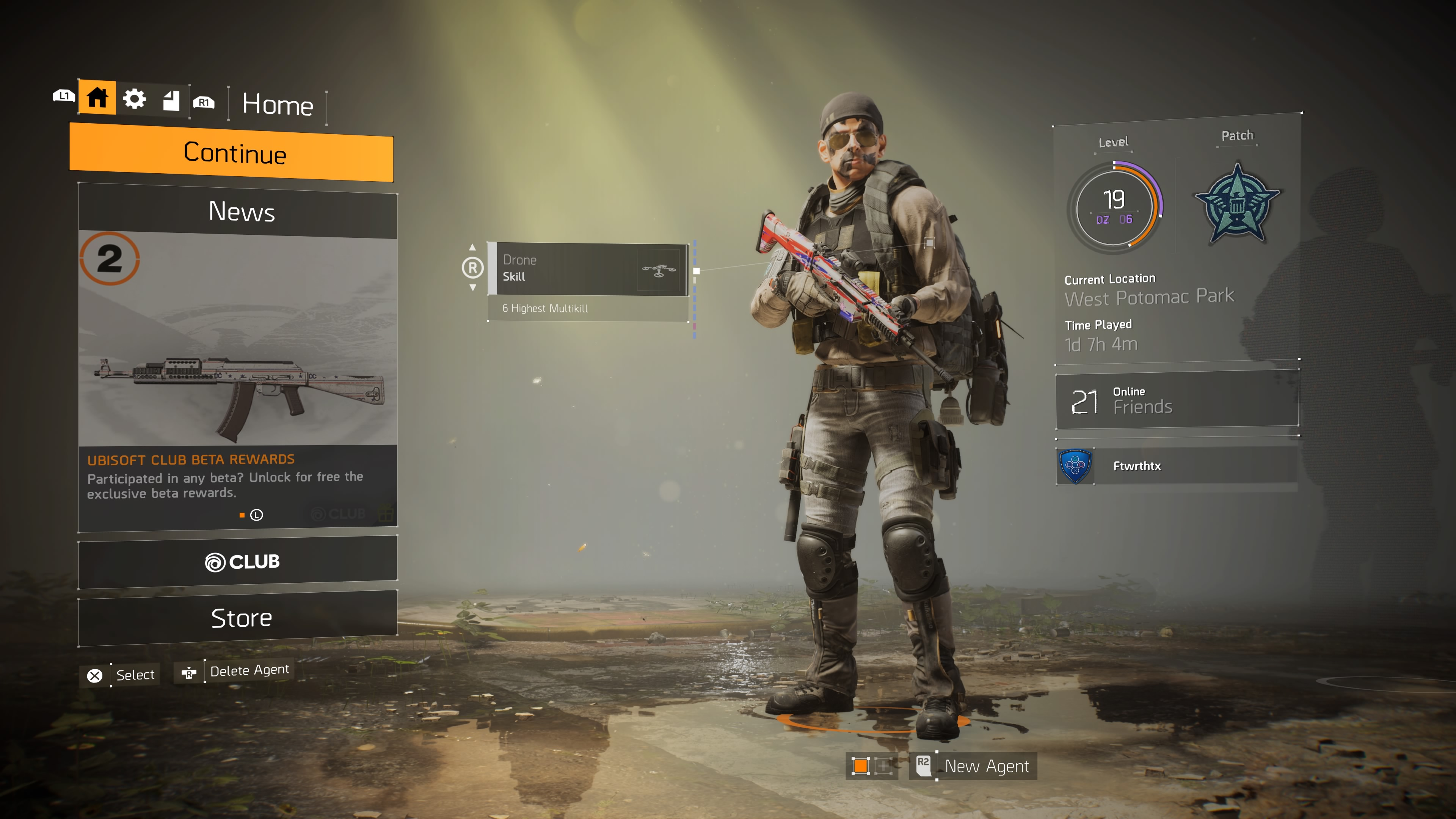 Tom Clancy's The Division 2 Review – Better Bring Some Back-Up