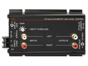 ALC: Automatic Level Control