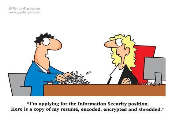 Info-sec-job-application
