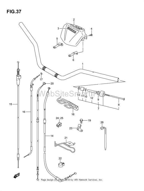 2003 Suzuki Ltz 400 Ignition Wire Diagram, 2003, Free