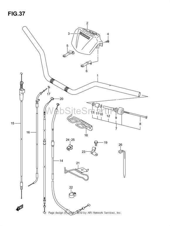 2005 suzuki ltz 400 wiring diagram