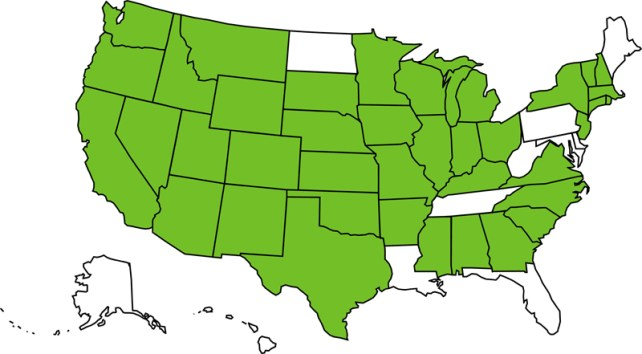 usa-map-green1