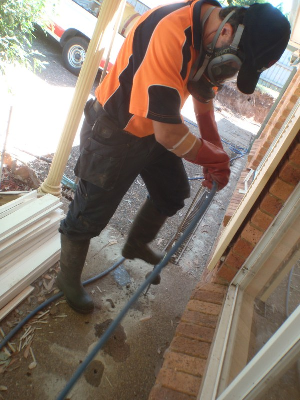 Home Termite Control Sydney Inspection