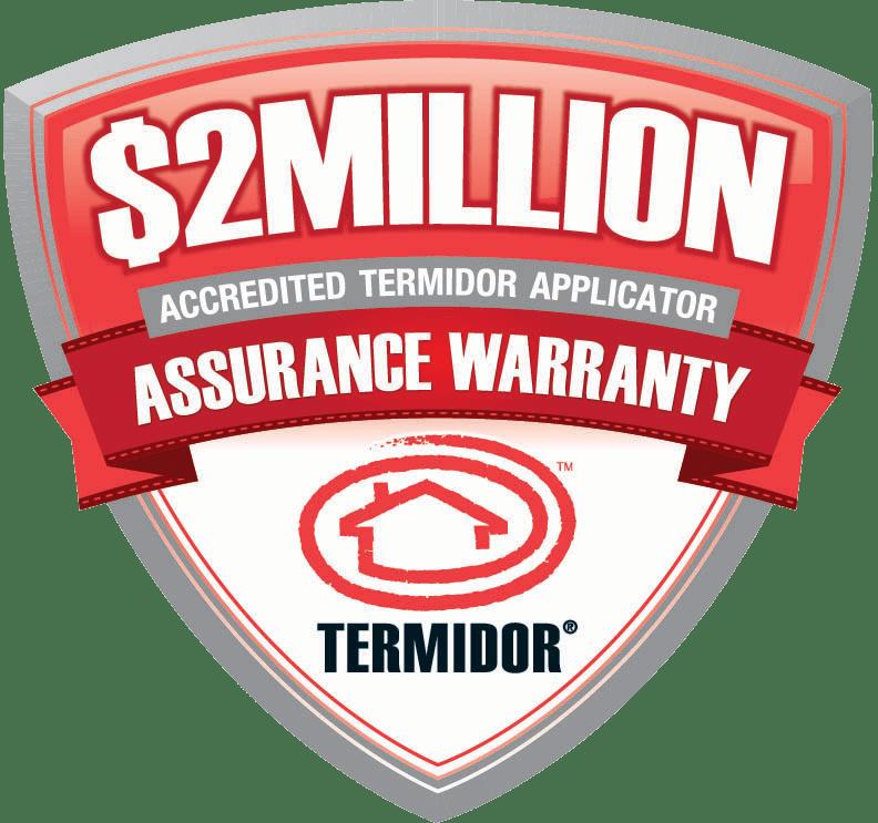 Termidor Assurance Warranty