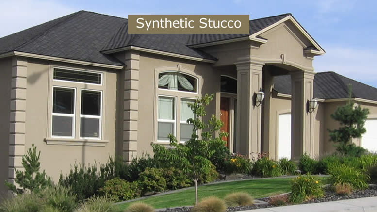 Synthetic Stucco And Termites