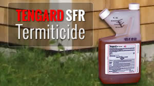 Tengard SFR termite treatments