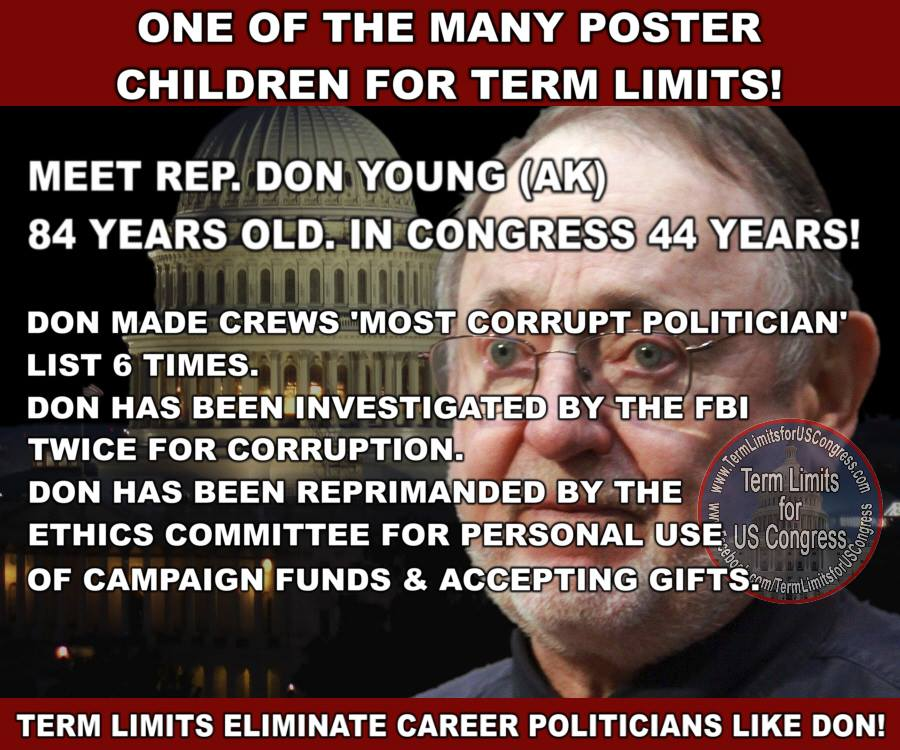 Image result for don young corrupt
