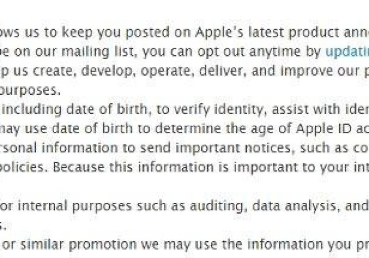 Privacy Policy For Personal Information