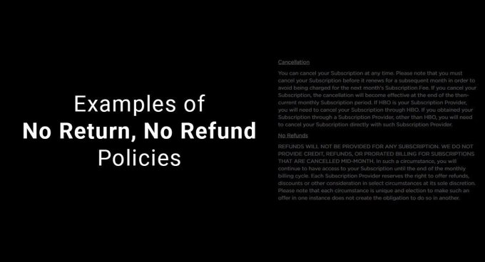 Retail Returns Policy Template Uk Its Your Template