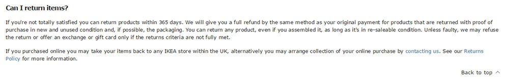 Return And Refund Laws In The Eu Termsfeed