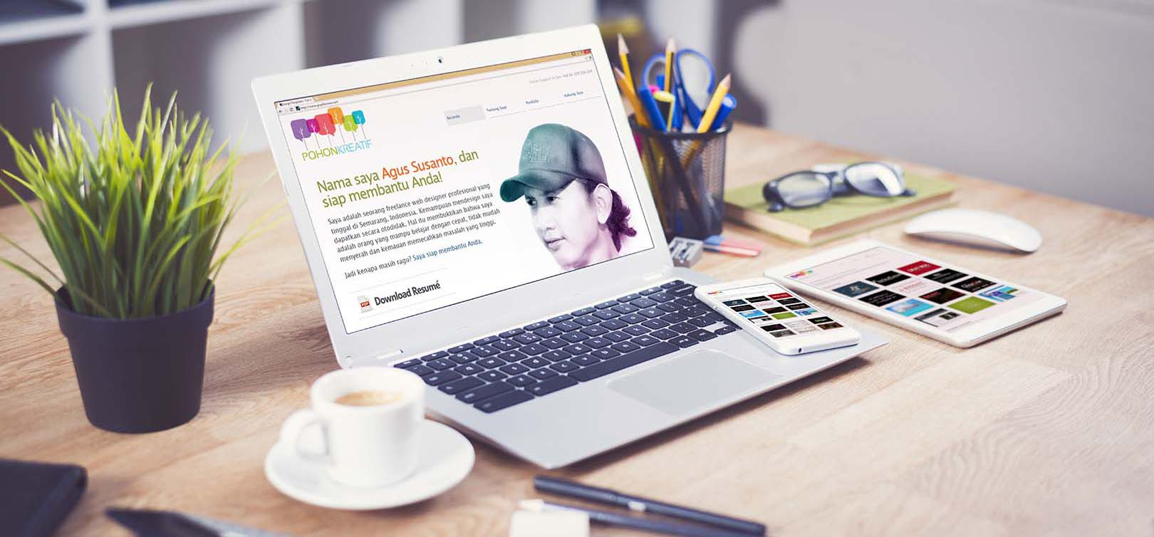 jasa design web