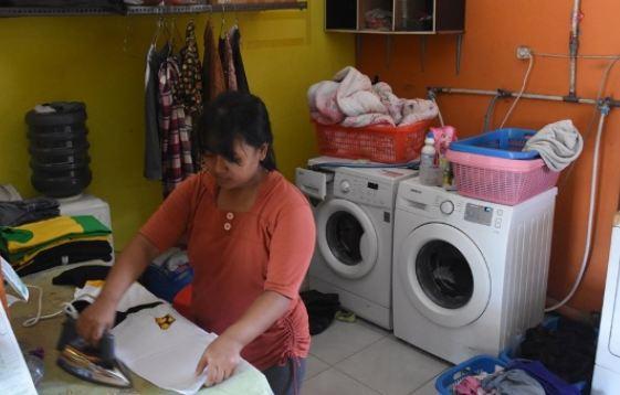 Laundry Kiloan di Rumah