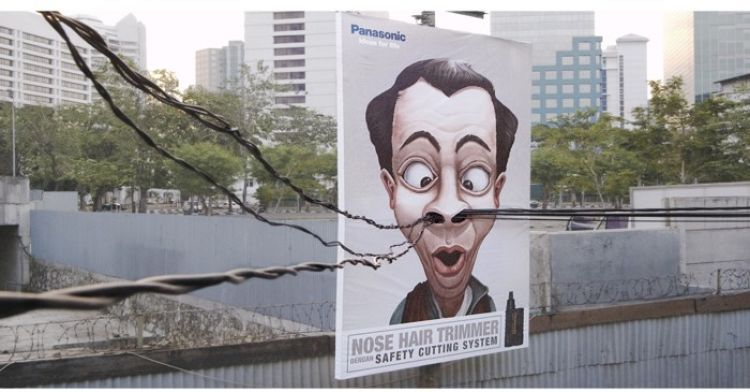 Iklan kreatif