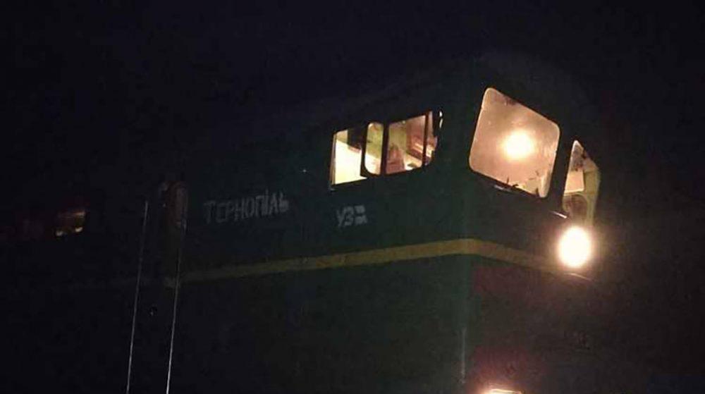 У лікарні помер тернополянин, який на залізниці потрапив під тепловоз