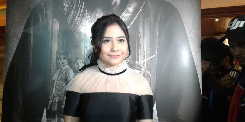Prilly Latuconsina Penasaran Lihat Hantu, Main Film Horor