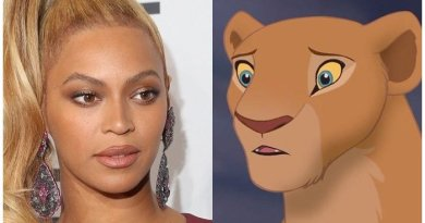 Film Remake The Lion King, Beyonce Kandidat Kuat Pengisi Suara Nala