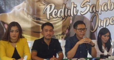 Puluhan Artis Indonesia Gelar Penggalangan Dana Untuk Jupe