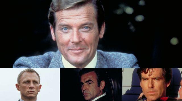 3 Aktor James Bond Beri Penghormatan pada Roger Moore