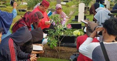 Datang Dalam Mimpi Sang Ayah Olga Syahputra Tanyakan Raffi Ahmad dan Ayu Ting Ting