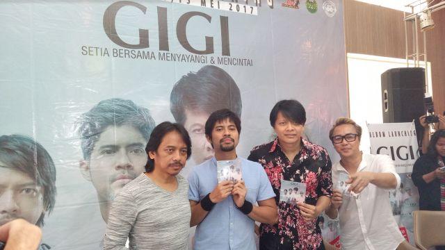 GIGI dan Nidji Akan Tampil Sepanggung Sebelum Ramadhan