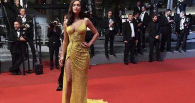 Rahasia Tubuh Ramping Model Irina Shayk Usai Melahirkan