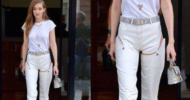 Jeans Aneh yang Tak Tutupi Area Bokong Jadi Pertanyaan Netizen