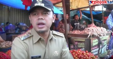 Tendang Motor, Gaya Walikota Bogor Marah di Pasar Anyar