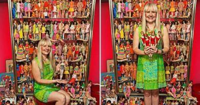 Bettina Dorfmann, Pemilik Barbie Terbanyak Dunia