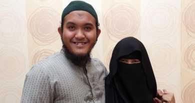 Caisar Menceraikan Istrinya Setelah Kembali Berjoget