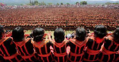 Keren! Video 12.262 Penari Saman Aceh yang Pecahkan Rekor MURI