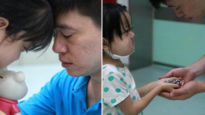Kisah Sedih Gadis 7 Tahun Sakit Keras dan Menolak Berobat