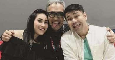 Raffi Ahmad Dukung Single Baru Ayu Ting Ting Netter Marah
