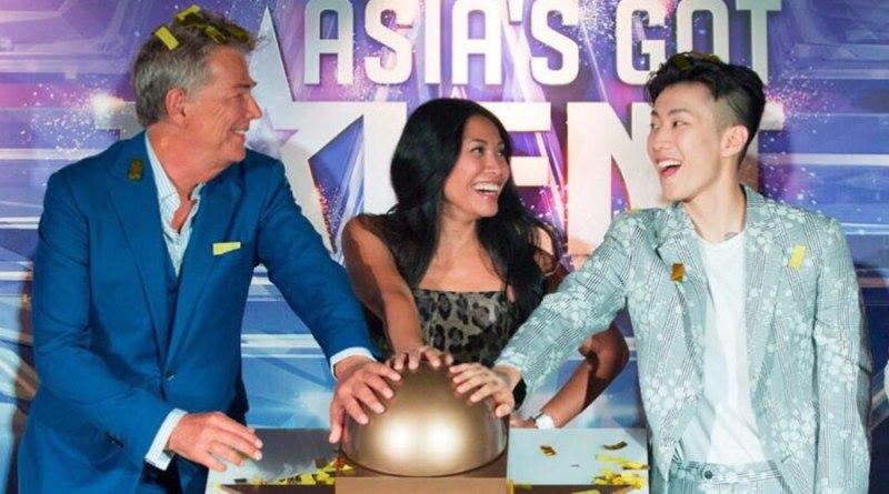 Rapper Jay Park Resmi Jadi Juri Asias Got Talent 2