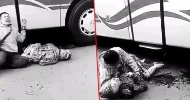 Sedih! Calon Istrinya Tewas Kecelakaan Pria ini Berteriak Histeris