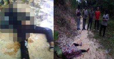 Tragis! Wanita Hamil di Bunuh lalu di Bakar Simak Videonya