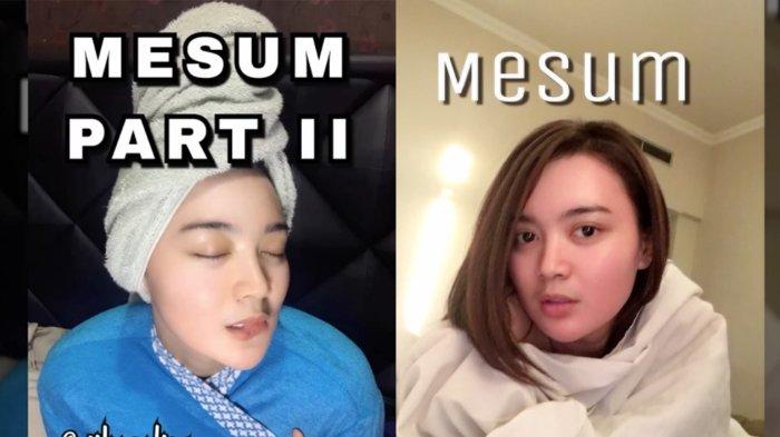 Unggah Video Berjudul Mesum di Medsos Wika Salim Bikin Geger
