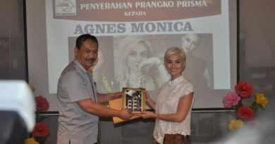 PT Pos Indonesia Gandeng Agnez Mo Sebagai Brand Ambassador