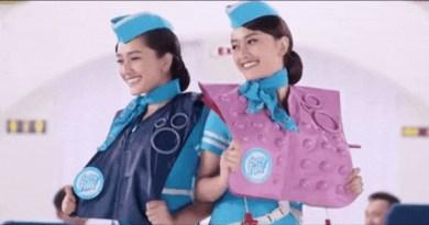 Forum Pramugari Mengecam Iklan Kondom Fiesta Safety Airline