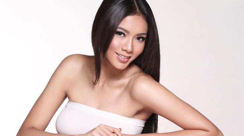Seksinya Dea Rizkita Pakai Bikini di Miss Grand International