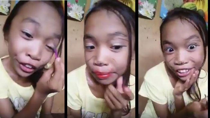 Ekpresinya Bikin Geli Saat Kids Zaman Now Buat Video Tutorial Make Up