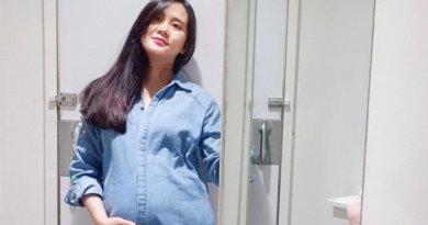 Hamil Bareng, Ryana Dea Iri Lihat Bentuk Tubuh Sandra Dewi dan Titi Kamal