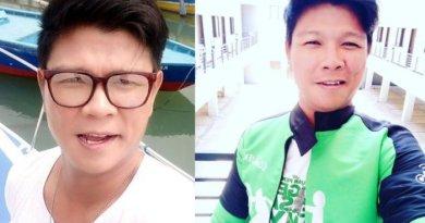 Komentar Netizen Ketika Andika Kangen Band Jadi Driver Ojek Online