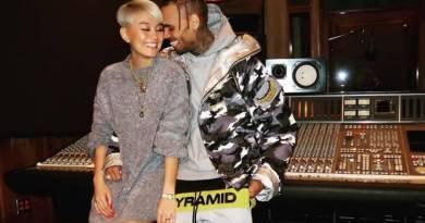 Poto Bersama Chris Brown Akankah Agnez Mo Jadi Pengganti Rihanna?